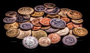 compra y venta de monedas