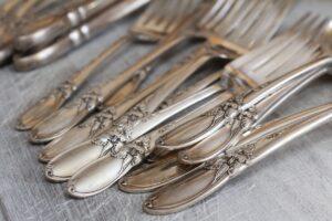 Vender cuberterías de plata en Bilbao